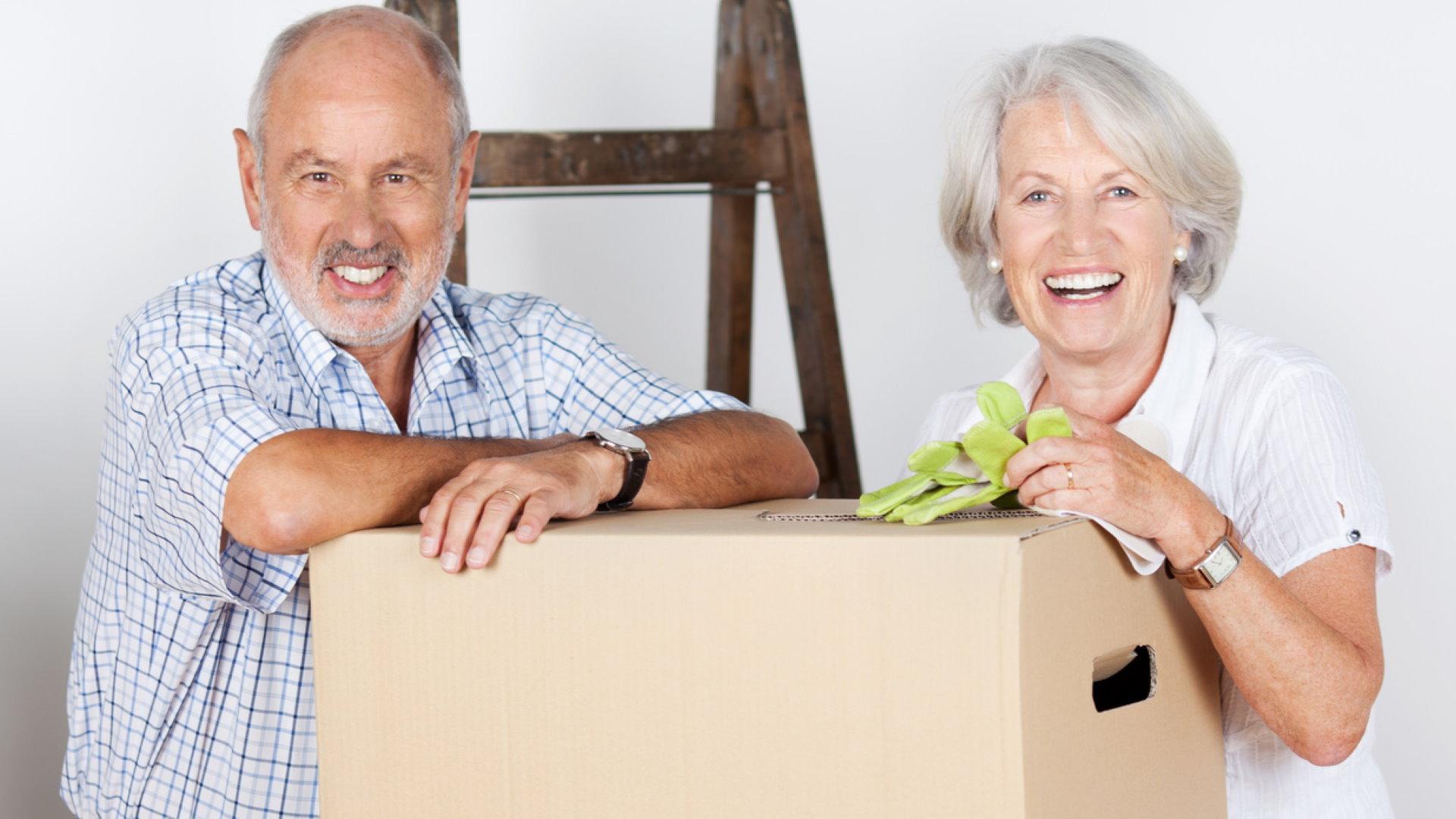 Помощь в получении ипотеки пенсионерам